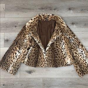 Jackets & Blazers - Animal Print Jacket